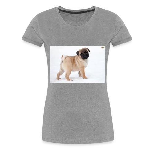 walker family pug merch - Women's Premium T-Shirt