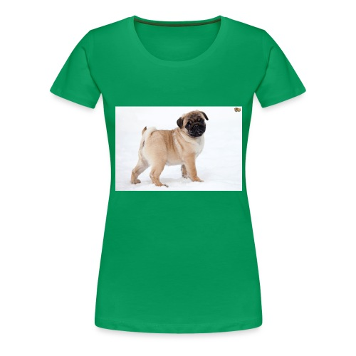 walker family pug merch - Women's Premium T-Shirt