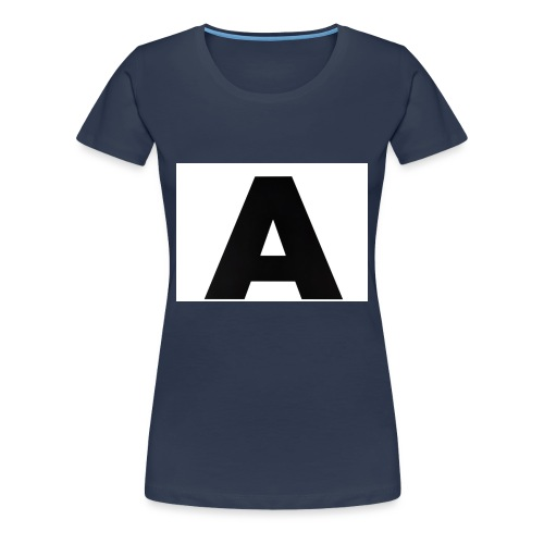 A-685FC343 4709 4F14 B1B0 D5C988344C3B - Dame premium T-shirt