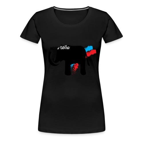 Macca Liotru - Maglietta Premium da donna