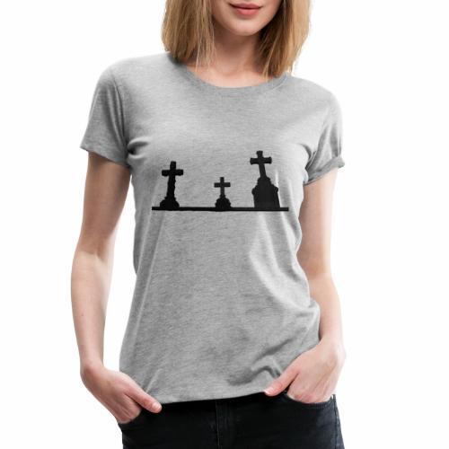 Tri-croix - T-shirt Premium Femme