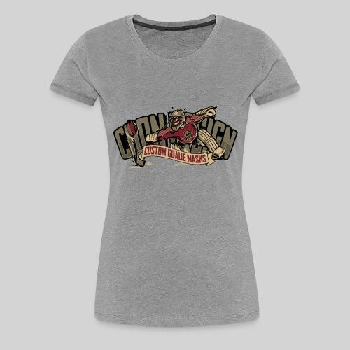 CoonDesign - Logo II - Frauen Premium T-Shirt
