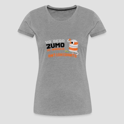 Robot Antioxidante - Camiseta premium mujer