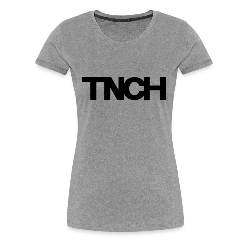 TNCHblack - Women's Premium T-Shirt