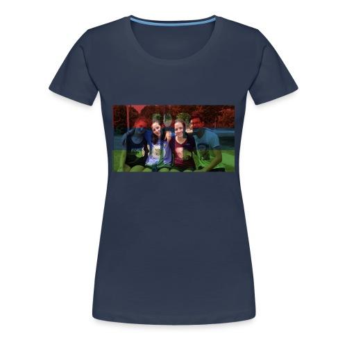PV-Bike Trip Propaganda - Frauen Premium T-Shirt