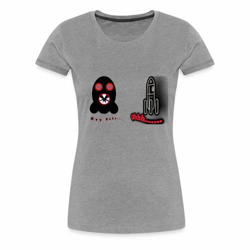 Alien baby - Women's Premium T-Shirt