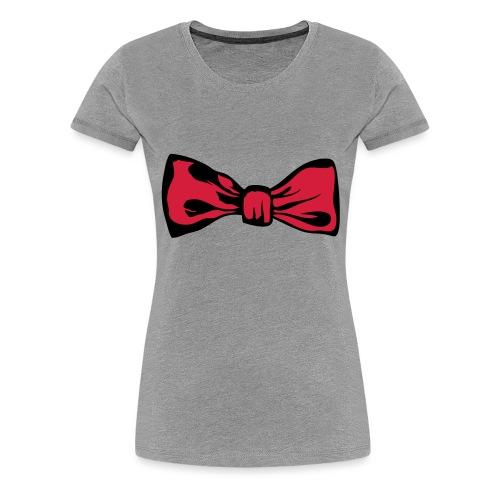noeud papillon 2711 - T-shirt Premium Femme