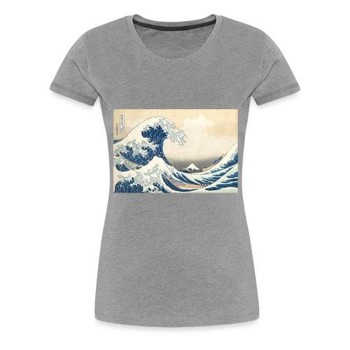 Ocean - Premium-T-shirt dam