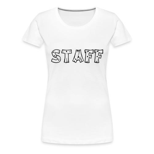 STAFF - Maglietta Premium da donna