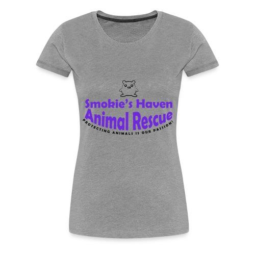 Smokies Haven - Women's Premium T-Shirt