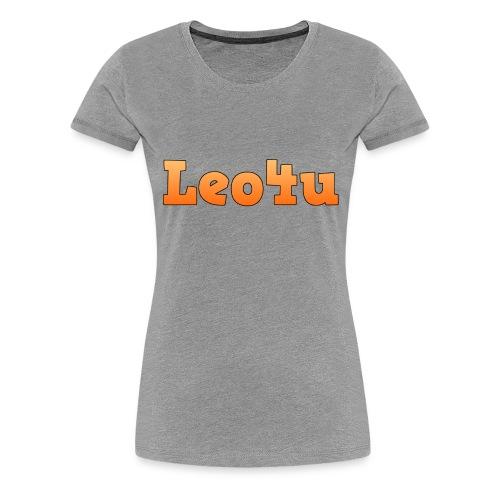 Leo4u - Frauen Premium T-Shirt