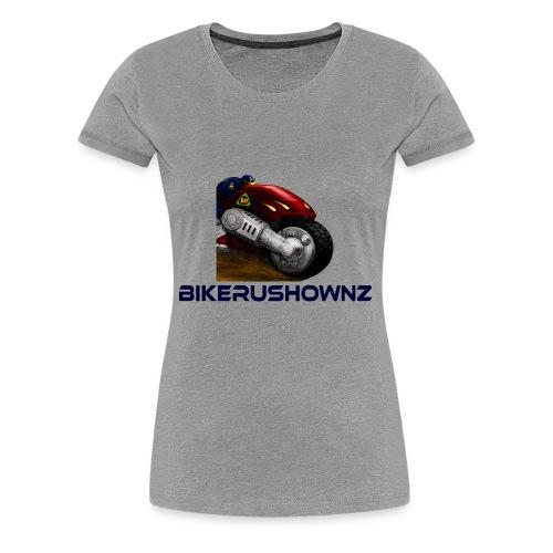 bikerushwonz merchandise - Women's Premium T-Shirt