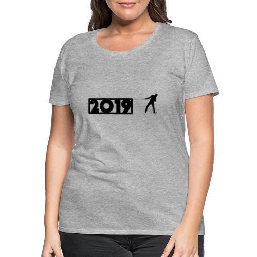 2019 - Frauen Premium T-Shirt