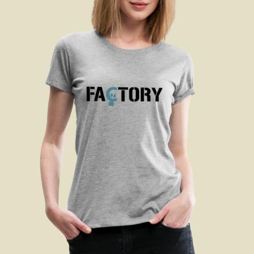 label - Frauen Premium T-Shirt