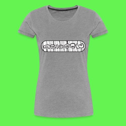 Acid cow - Women's Premium T-Shirt