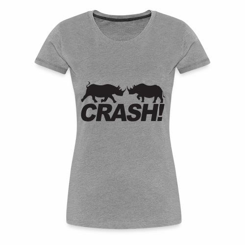 crash - Women's Premium T-Shirt