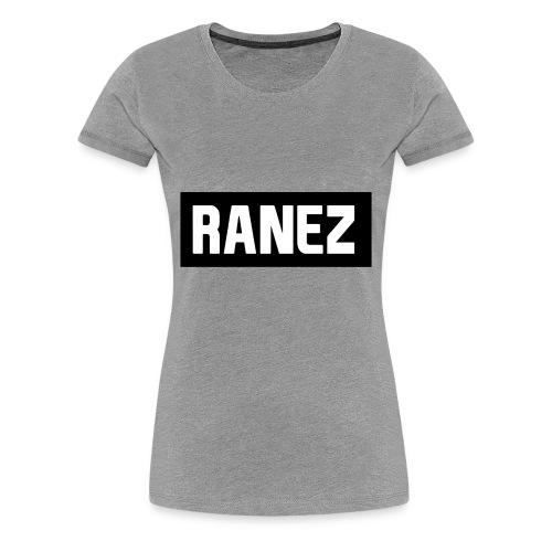 RANEZ MERCH - Women's Premium T-Shirt