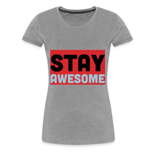425AEEFD 7DFC 4027 B818 49FD9A7CE93D - Women's Premium T-Shirt
