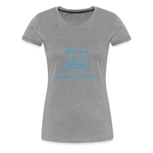 Tshirtteamjet1 - Women's Premium T-Shirt