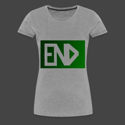 End - Frauen Premium T-Shirt