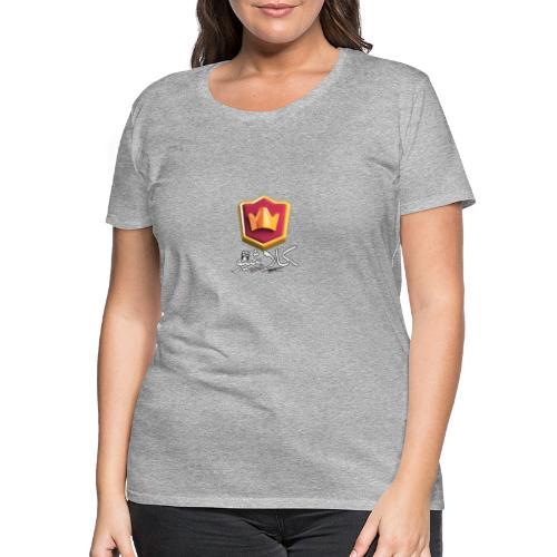 clashio mb - Premium-T-shirt dam