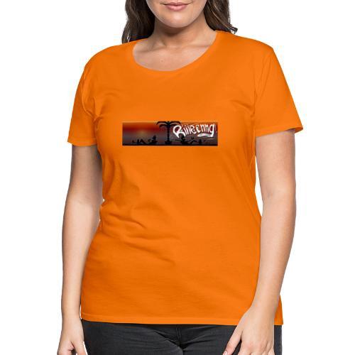 Knuud und Ksavver Comics Heisse Leine - Frauen Premium T-Shirt