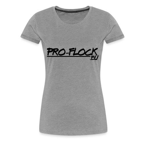 proflock - Vrouwen Premium T-shirt