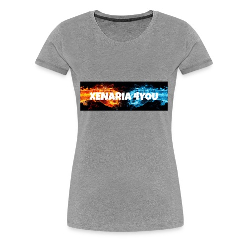 Kolekcja początkowa - Koszulka damska Premium