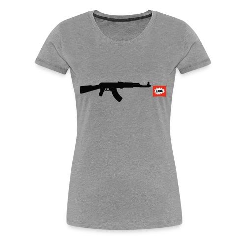 Ak 47 - T-shirt Premium Femme
