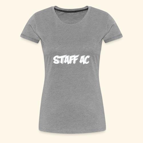 staffac - Maglietta Premium da donna
