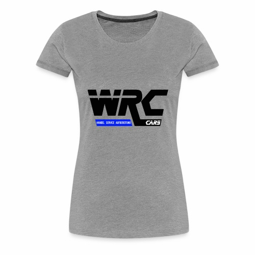 WR Cars & more - Frauen Premium T-Shirt