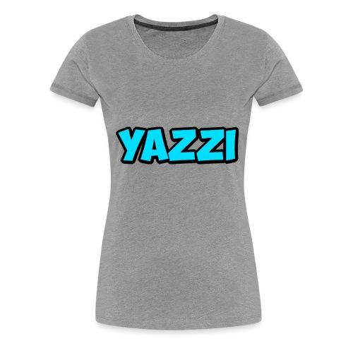 yazzi - Women's Premium T-Shirt