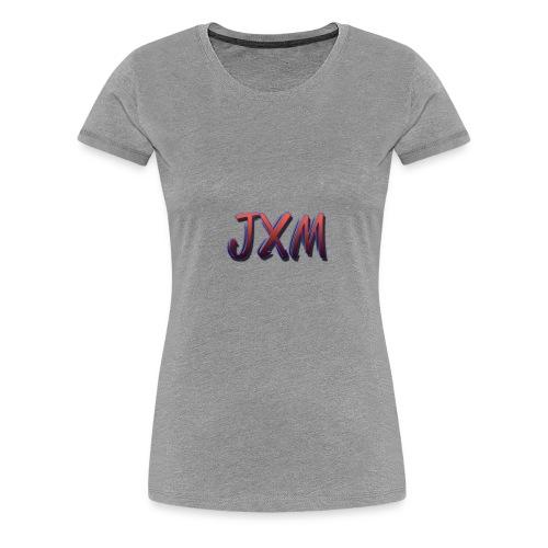 JXM Logo - Women's Premium T-Shirt