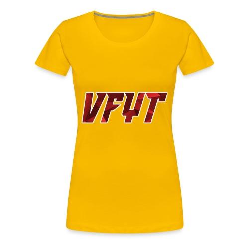 vfyt shirt - Vrouwen Premium T-shirt