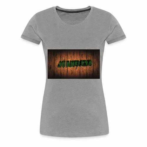 banner del canal - Camiseta premium mujer