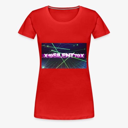 EB8BB481 5B11 483D 8DCD EDE72DF36DFD - Women's Premium T-Shirt
