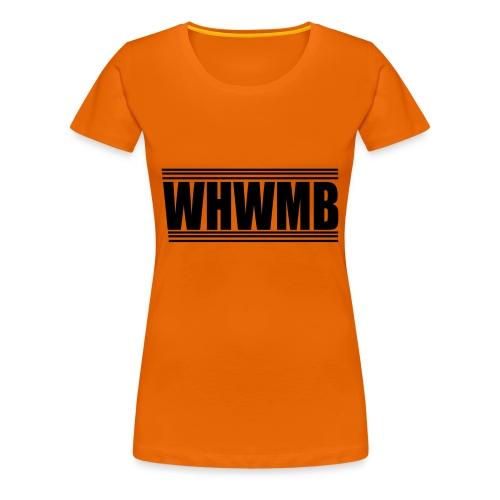 WHWMB - T-shirt Premium Femme