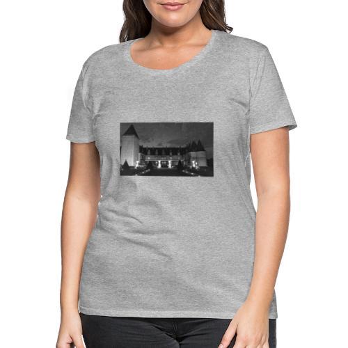 Chrome castle - T-shirt Premium Femme