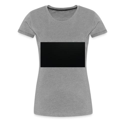 Officieel D.F petje grijs - Vrouwen Premium T-shirt