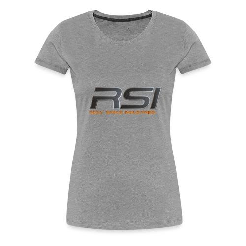 Roxy Space Industrie - T-shirt Premium Femme