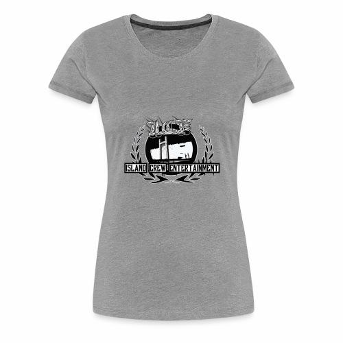 I.C.E - Premium-T-shirt dam