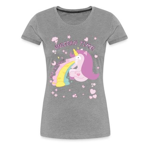 Unicornio - Camiseta premium mujer