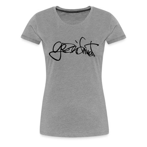 gezeichnet - Frauen Premium T-Shirt