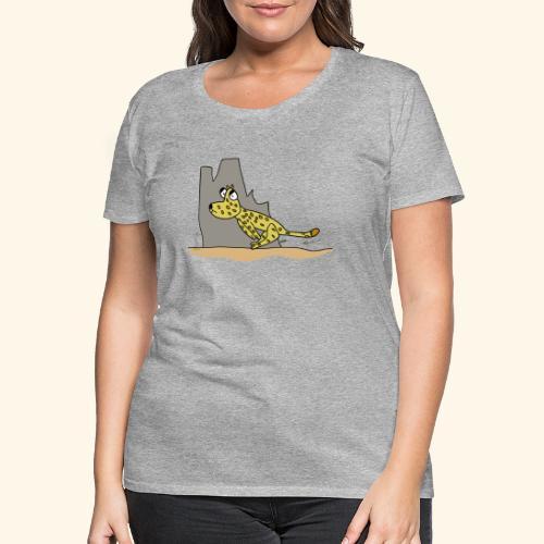 Chip Cheeta - Vrouwen Premium T-shirt