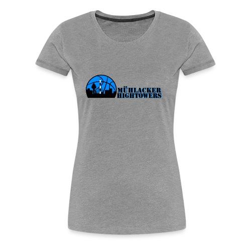 HightowersSCHWARZ png - Frauen Premium T-Shirt