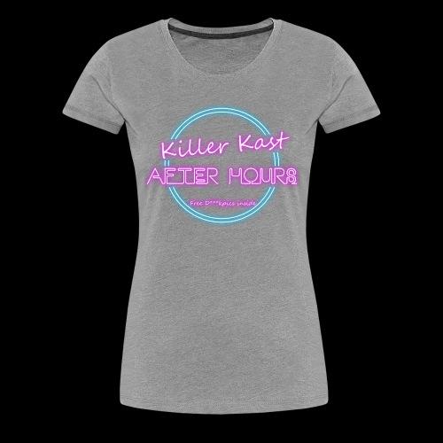 After Hours - Premium T-skjorte for kvinner