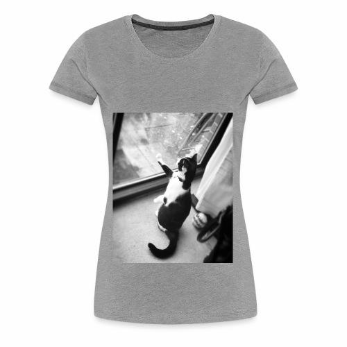 pussy cat - Women's Premium T-Shirt