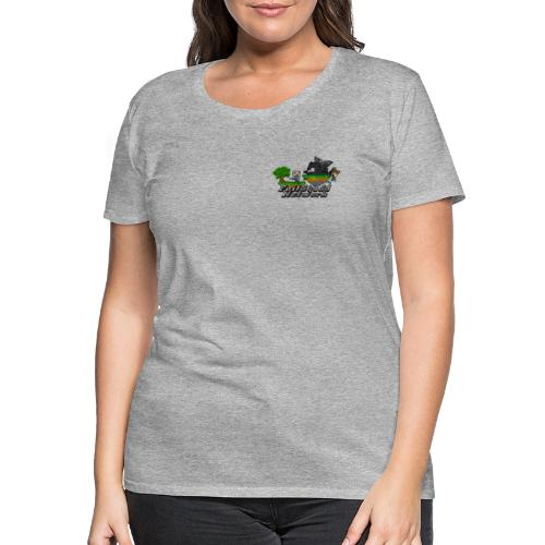 Old Logo - Island - Women's Premium T-Shirt