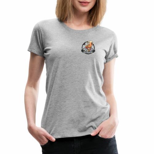 Olutpolkijat - Naisten premium t-paita