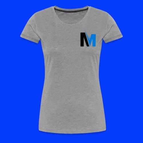Desgin M logo - Women's Premium T-Shirt